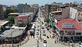 Van Büyükşehir Belediyesi Maraş Caddesi'ni yenileyecek