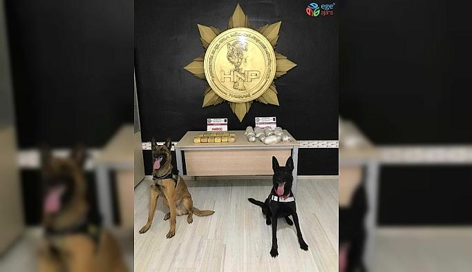 Yüksekova'da 12 kilo  800 gram uyuşturucu ele geçirildi