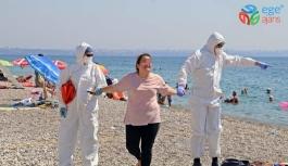 Antalya'da Şaşırtan Olay