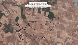 Büyükşehir'den Sarız'a damlama sulama projesi