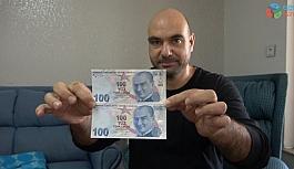 Hatalı basım banknotları DMD hastası çocuğunun tedavisi için satışa çıkardı