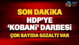 HDP'li Belediyeler Kayyuma Gidiyor, 82 Gözaltı var
