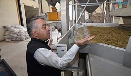"""İl Tarım ve Orman Müdürü Şahin, """"Milli tohum üretimini destekliyoruz"""""""