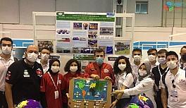 İmam Hatipli Lisesi Öğrencileri  TEKNOFEST'te Türkiye birincisi