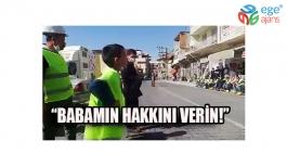 """""""BABAMIN HAKKINI VERİN"""""""