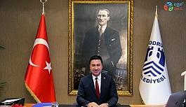 Başkan Aras'tan Cumhuriyet Bayramı mesajı
