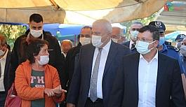 """Başkan Atay; """"Korona virüs ile pazarlık şansımız yok"""""""