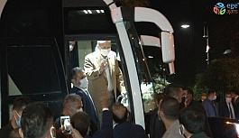 Cumhurbaşkanı Erdoğan'a vatandaşlardan sevgi seli