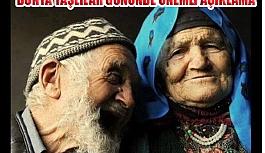 Dünya Yaşlılar Günü'nde Önemli Açıklamalar Yapıldı