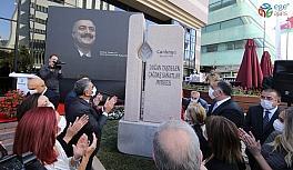 Efsane Başkanın adı ÇSM'de yaşayacak