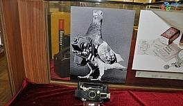 Fotoğraf Makinesi müzesinde 'Güvercin drone' ilgi görüyor