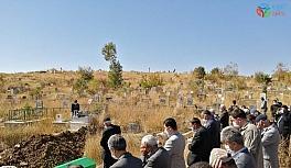 Kaymakam Doğramacı, Kore Gazisinin cenazesine katıldı