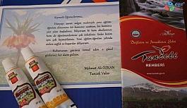 Munzur'un şifa kaynağı bal, 81 ildeki 81 okula gönderildi