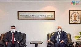 MÜSİAD İzmir ve İESOB'tan işbirliği