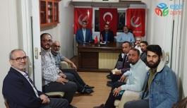 Yeniden Refah Partisi Haftalık Aydın İl toplantısı Gerçekleştirildi