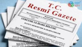 BAYRAKLI İÇİN RESMİ GAZETE'DEN FLAŞ AÇIKLAMA