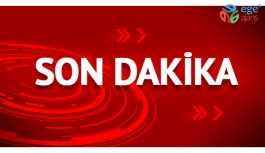 SON DAKİKA! İZMİR'DE DEPREM