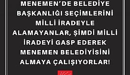 CHP'DEN O KARAR SONRASI SEÇİME 2 KALA SOSYAL MEDYADA 'MENEMEN' TEPKİSİ!