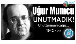 GAZETECİ UĞUR MUMCU ÖLÜM YILDÖNÜMÜNDE ANILIYOR