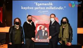 BAŞKAN ÇALIK HALK GÜNÜ TOPLANTISI'NDA KOMŞULARIYLA BİR ARAYA GELDİ