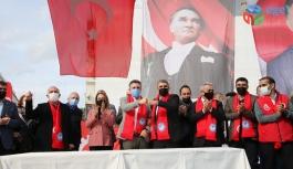 BAYRAKLI'DA TOPLU İŞ SÖZLEŞMESİ İMZALANDI!
