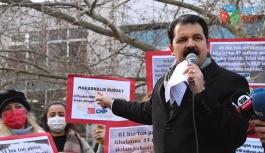 """""""BİZ MAZLUMLARIN, BİZ GARİPLERİN, BİZ ADALET ARAYAN MAĞDURLARIN SESİYİZ."""""""