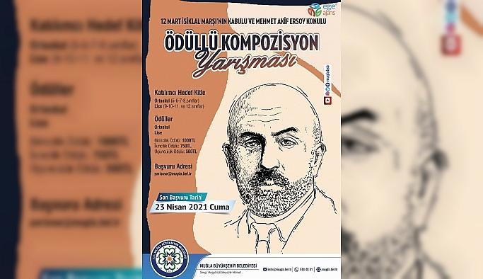 İstiklal Marşı'nın kabulünün 100'üncü yılına özel yarışma