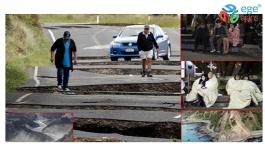 YENİ ZELANDA'DA 8.1 BÜYÜKLÜĞÜNDE DEPREM: TSUNAMİ UYARISI YAPILDI