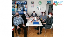 ESCEVDER ÇERNOBİL NÜKLEER SANTRAL KAZASINA DİKKAT ÇEKTİ…