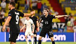Almanya EURO 2020'de zoru başardı!
