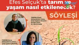 Efes Selçuk'ta Gündem İklim Krizi ve Kuraklık