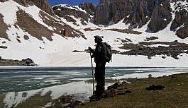 Terörden temizlenen Munzur Dağları saklı cennet