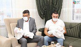 Vatandaşların 'Babalar Günü'nü kutladı
