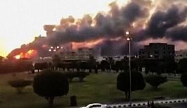 Fransa, Almanya ve İngiltere, Suudi Arabistan'ın petrol tesislerine yönelik saldırıdan İran'ı sorumlu tuttu
