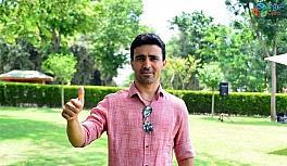 Jokey Ahmet Çelik sakatlandı