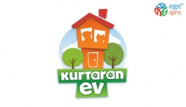 """KURTARAN EV"" CAN DOSTLARA HAYAT..."