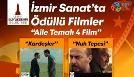 Ödüllü filmler İzmir Sanat'ta gösterime...