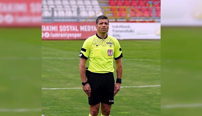 Alanyaspor-Galatasaray maçının VAR'ı Emre Malok