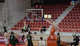 Basketbol Süper Ligi: Aliağa Petkim Spor:83...