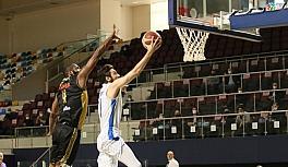 TBL: Kocaeli BŞB Kağıtspor:82 - Akhisar Belediye Basketbol:80