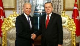 Cumhurbaşkanı Erdoğan'dan ABD Başkanı...