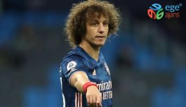 Adana Demirspor, David Luiz transferini bitirdi!