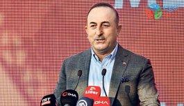 Bakan Çavuşoğlu'ndan KKTC açıklaması:...