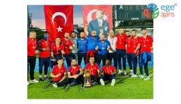 İzmir Büyükşehir Belediyespor'un lisanslı sporcu sayısı bin 100'e ulaştı
