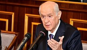 Bahçeli, Kanal İstanbul tartışmasında İmamoğlu'na yüklendi: Sana kimse İBB Başkanı demeyecek