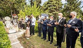 Ahmet Piriştina Yokluğunun On Yedinci Yılında Anıldı