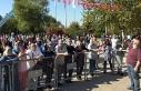 Aşı karşıtları bu kez Ankara'da miting düzenledi