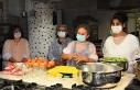 Bornovalı kadınlar reçel atölyesinde buluştu