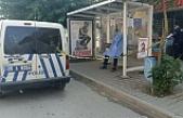 İzmir'de acı olay! Ölüm durakta yakaladı