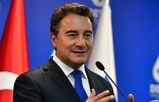 Babacan'ın İzmir programı belli oldu